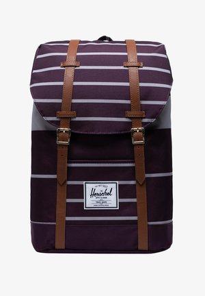 RETREAT  - Rucksack - purple