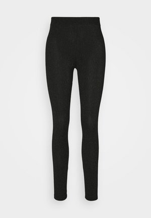ONLDONNA - Leggings - Trousers - black
