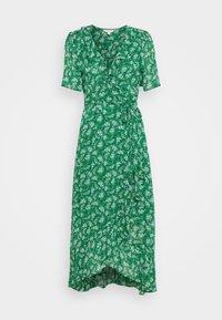 Marks & Spencer London - FLUTE WRAP - Maxi-jurk - green - 0