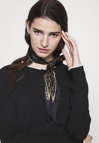 Lauren Ralph Lauren - BROOKE - Foulard - black - 0
