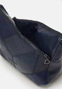 Desigual - BOLS AVA HARRY MINI - Across body bag - navy - 3