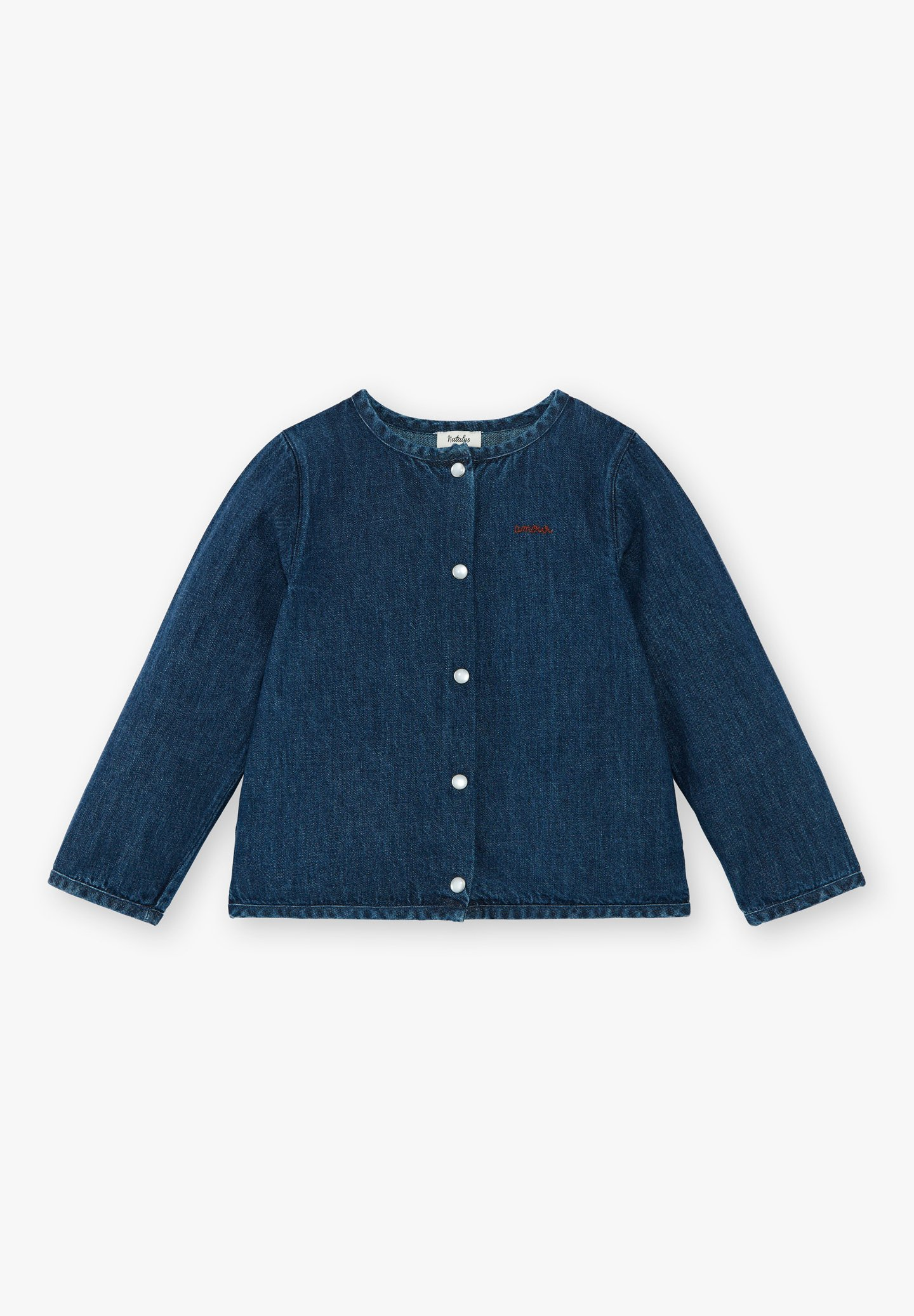 Kinder Jeansjacke