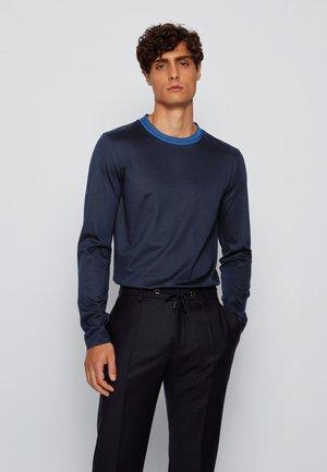 TENISON - Langærmede T-shirts - dark blue