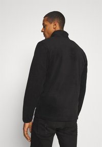 Jack & Jones - JCOMICK HALF ZIP - Fleece jumper - black - 2