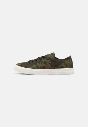 UNISEX - Trainers - black/green/brown