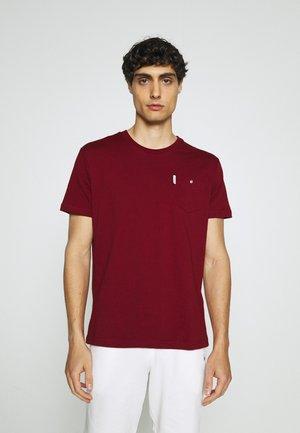 SIGNATURE TEE - Basic T-shirt - red