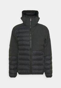 Haglöfs - DALA MIMIC HOOD MEN - Winter jacket - true black - 0