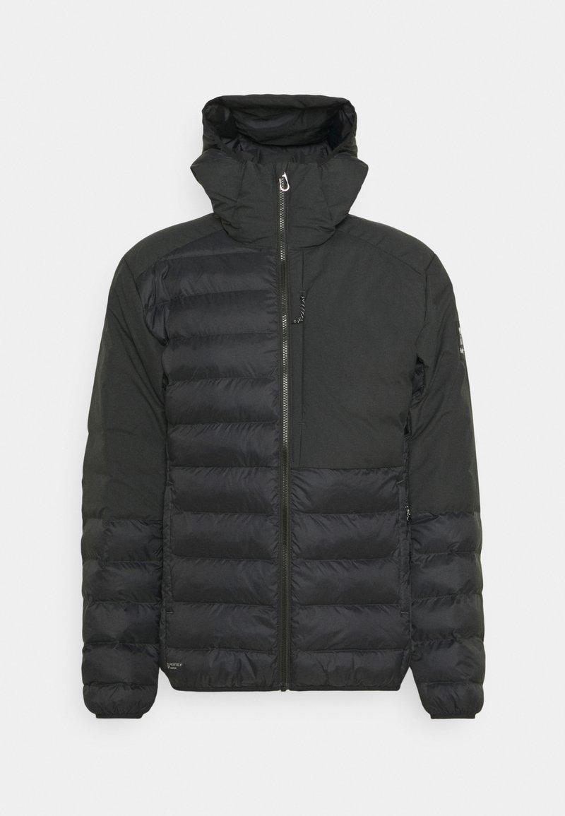 Haglöfs - DALA MIMIC HOOD MEN - Winter jacket - true black