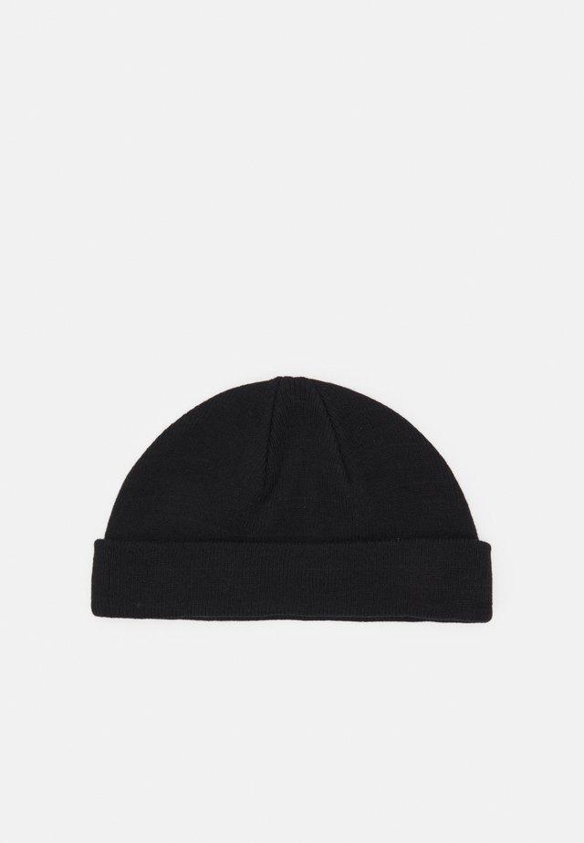 ONSEVAN SHORT BEANIE UNISEX - Mütze - black