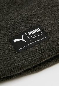 Puma - ARCHIVE BEANIE - Mössa - black - 5