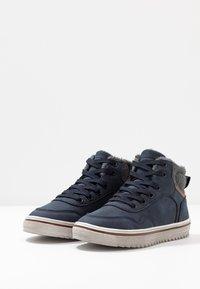 Friboo - Sneakersy wysokie - dark blue - 2