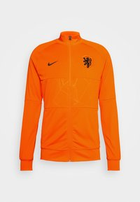 Nike Performance - NIEDERLANDE KNVB - National team wear - safety orange/black - 4
