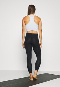 Deha - LEGGINGS - Legging - black - 2