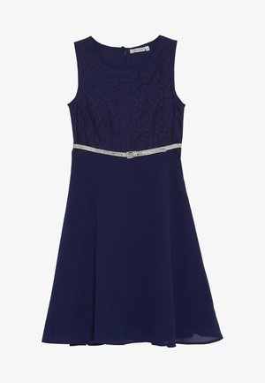 TEEN GIRLS DRESS - Vestido de cóctel - blue depths