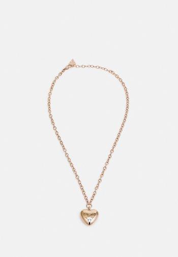 IS FOR LOVERS - Smykke - rose gold-coloured