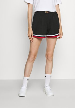 NBA CHICAGO BULLS WOMENS JUMP SHOT SHORT - Club wear - black