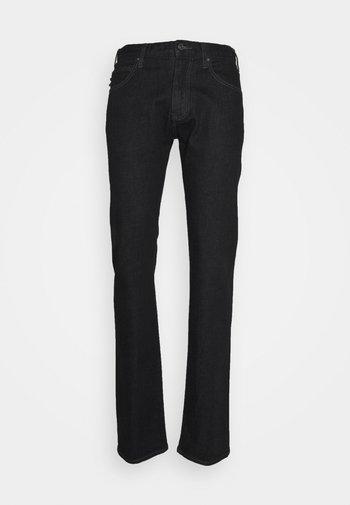 PANT - Straight leg jeans - black