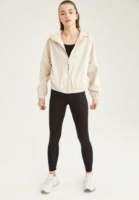 DeFacto - Summer jacket - ecru - 0