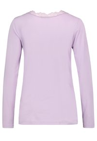 Fresh Made - LONG SLEEVE - Long sleeved top - light purple - 1