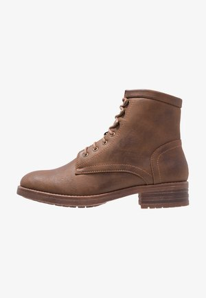 Veterboots - coffee