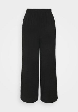 NMFIONA PANTS - Kalhoty - black
