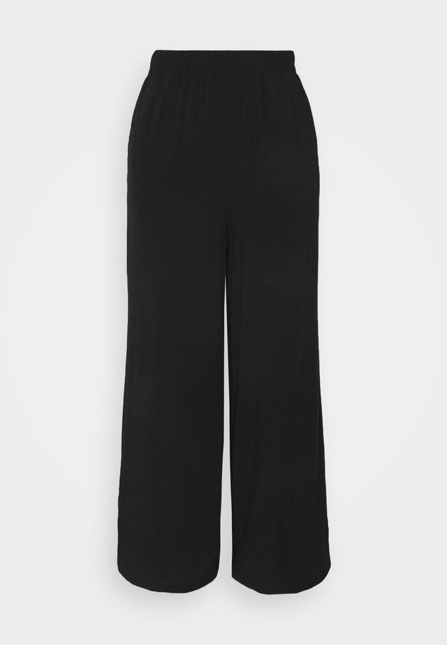 NMFIONA PANTS - Bukse - black