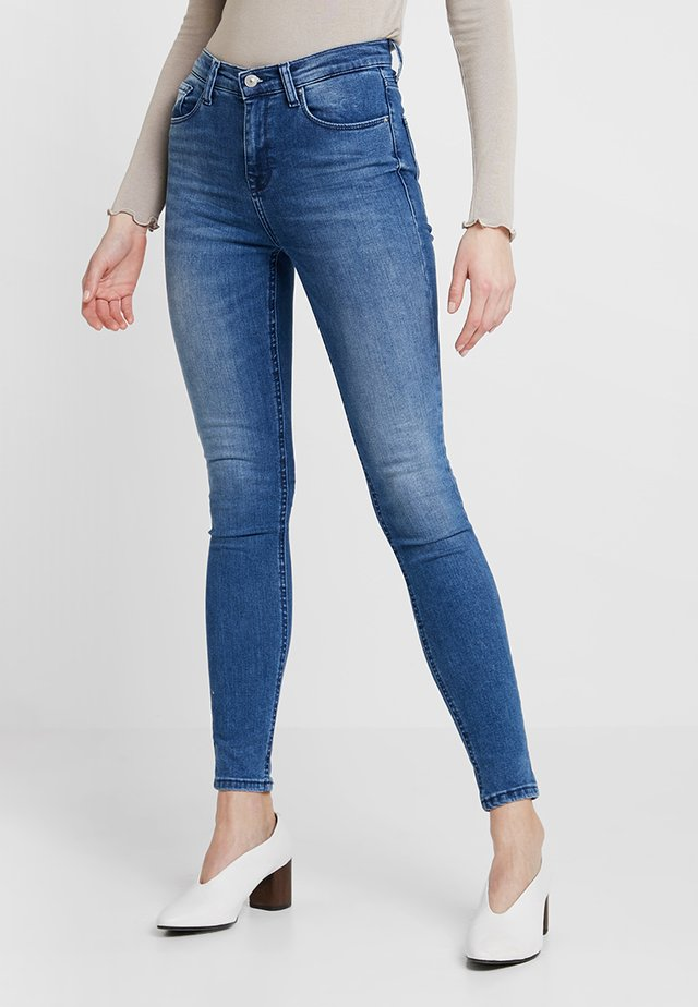 AMY - Jeans Skinny Fit - erlina wash