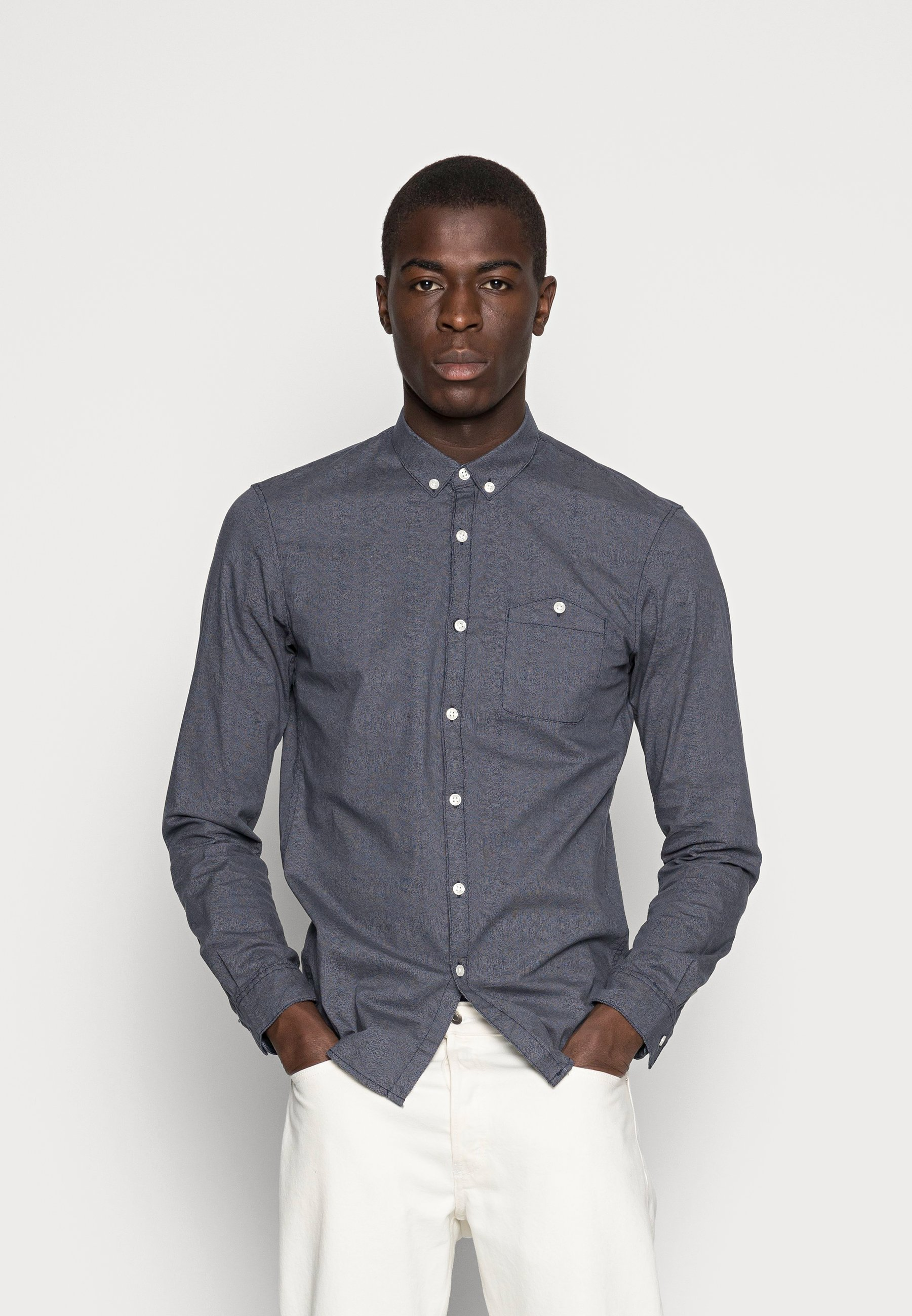 Herrer ALLOVER PRINTED STRETCH  - Skjorter