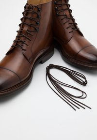 Cordwainer - DAVID - Lace-up ankle boots - elba castagna - 5