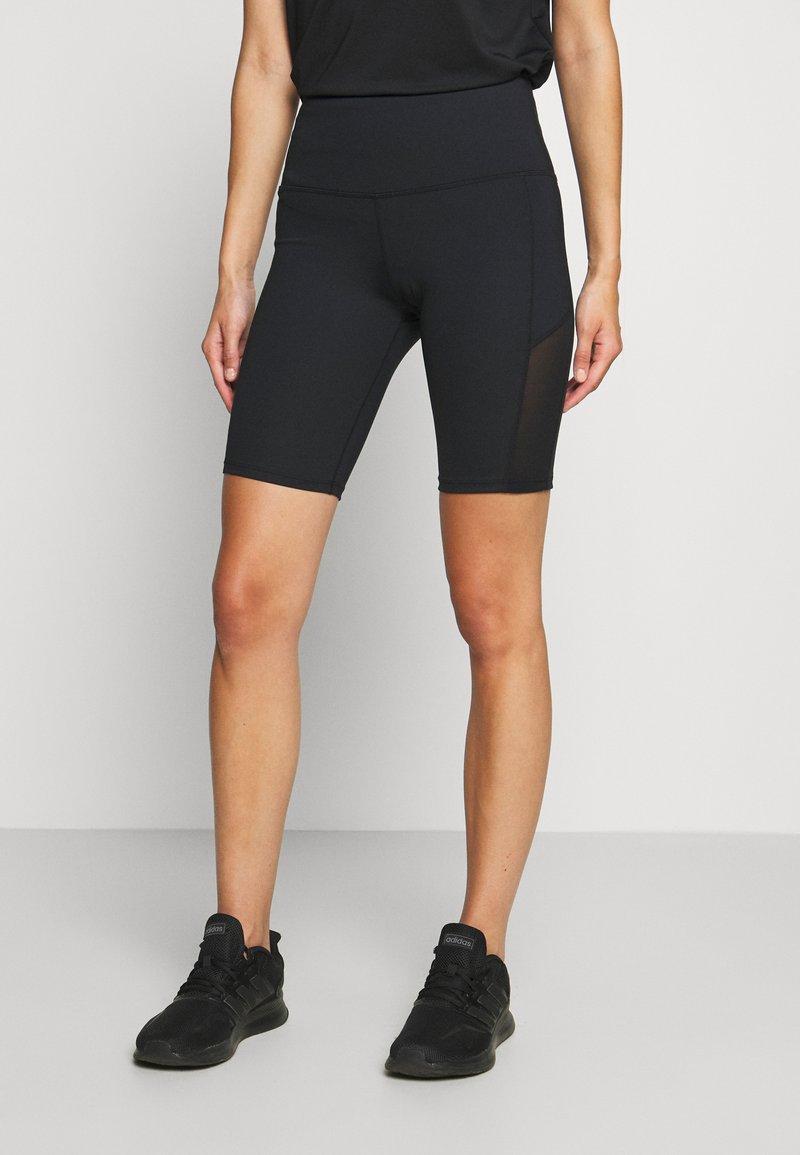 Hunkemöller - CYCLING SHORTS - Sports shorts - black