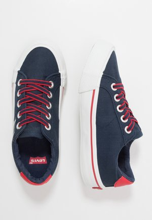 KINGSTON - Trainers - navy