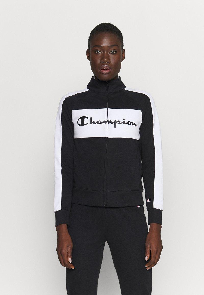 Champion - SET - Tracksuit - black