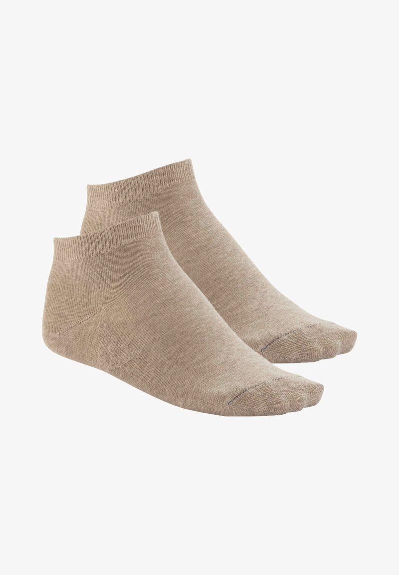 Birkenstock - 2 PACK - Socks - beige