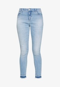 Opus - EVITA - Slim fit jeans - fresh blue - 5