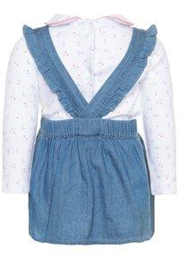 OVS - DRESS SET - Spijkerjurk - faded denim - 1