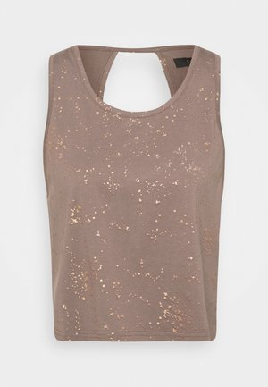 WILDERNESS TANK - Top - cinnamon