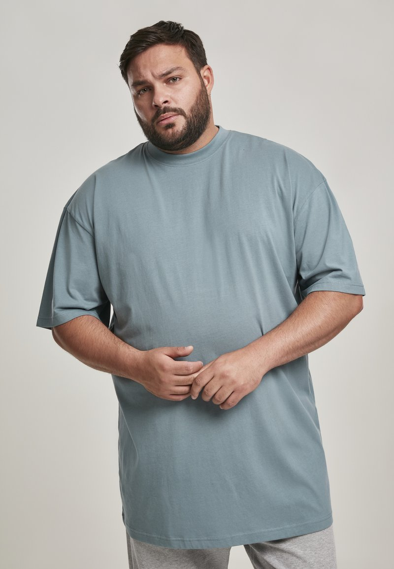 Urban Classics - T-shirt - bas - dusty blue
