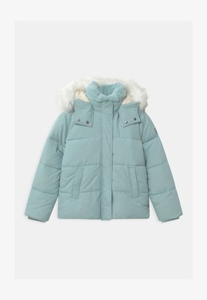 ESENTIAL PUFFER - Winter jacket - blue