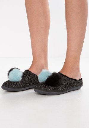 IVY - Slippers - black