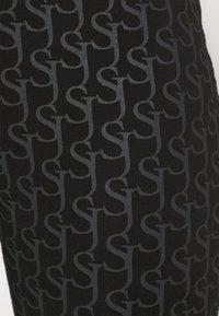 Sixth June - MONOGRAM - Leggings - Trousers - black - 5