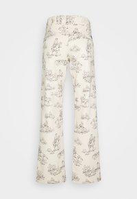 Dickies - SIBLEY PANT - Chino kalhoty - ecru - 1