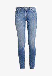Esprit - SKINNY - Jeans Skinny Fit - blue light wash - 3