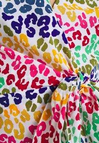 Never Fully Dressed - LUCIA RAINBOW WRAP DRESS - Maxi dress - multi - 5