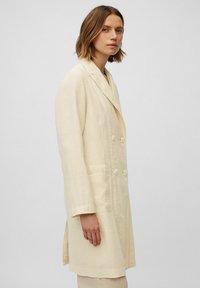 Marc O'Polo - Short coat - summer taupe - 4