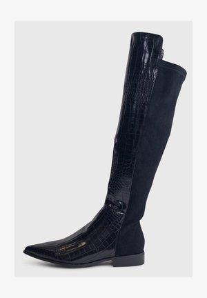 FLORENCE - Stivali con i tacchi - black
