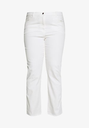 REALE - Jeans Skinny Fit - bianco
