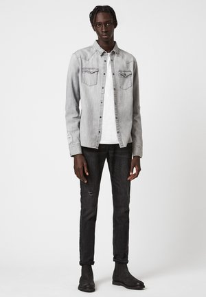 DRAYSON SHIRT - Shirt - grey