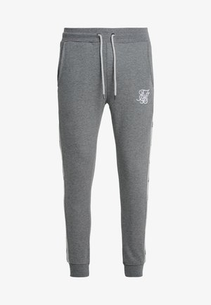 MUSCLE FIT JOGGER - Trainingsbroek - grey marl/snow marl
