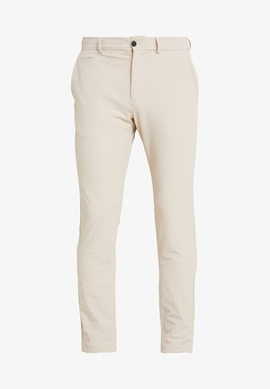 MEN IKE PANT - Pantalon classique - oxford tan