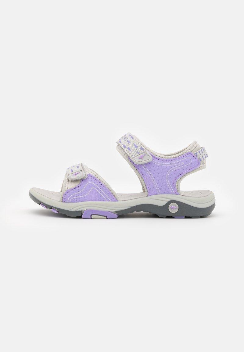 KangaROOS - K-BLONDE - Walking sandals - vapor grey/lavender